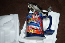 "2002 JEFF GORDON ""TRACK BURNER"" FRANKLIN MINT TANKARD"