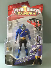 Power Rangers Samurai Blue Ranger Commutateur morpher FIP Head Ranger Brand New