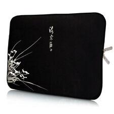 "Laptop Notebook Tablet Tasche Sleeve Hülle  Neopren 26,6cm (10,2"" Zoll) schwarz"