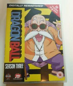 Dragon Ball - Series / Season 3 (Episodes 58-83) 4 Disc DVD Set [Japanese Anime]