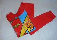 Disney Store Exclusive Boys Long Sleeve Pixar Cars Pajama Set Red Twp (2) NWT