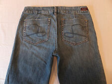Silver Sarah 26 x 32 Flare Stretch Women's Jeans