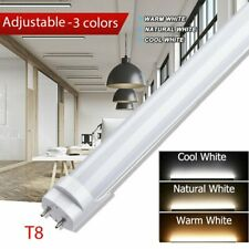 New T8 18W 4ft 3ft 2ft LED Tube 3000K-6000K Fluorescent Replacement Light Bulbs