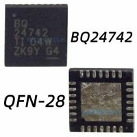 IC chipset puce BQ24742 Gestion de la charge de la batterie QFN-28