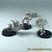 Metal Tau Pathfinder X3 - Warhammer 40K XX1340