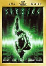 Species ( Horror-Sci-Fi ( 2DVDs )) Ben Kingsley, Alfred Molina, Natasha Henstrid