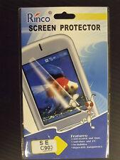 Rinco Screen Protector Sony Ericsson C903 + cloth