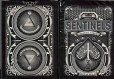 CARTE DA GIOCO SENTINELS 909 by THEORY11,poker size