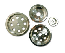Ralco RZ Performance Pulley Kit Toyota Corolla Celica MR2 Geo Prizm GSi 4A-GE