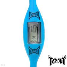 TAPOUT Digital Blue Rubber Bracelet Watch - BRAND NEW
