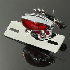 LED License Plate Tail Light For Ducati Monster 696 750 848 851 900 1000