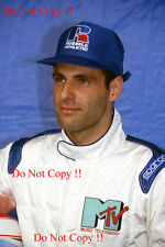 Roland Ratzenberger Simtek F1 Portrait 1994 Photograph 1
