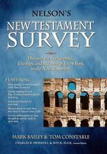 Nelson's New Testament Survey: Discover the Background, Theology and Meaning of