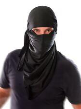 Bristol Novelty Ninja Hood Fancy Dress Cosutme