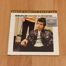 Bob Dylan - Highway 61 Revisited MFSL Hybrid Stereo SACD Neu/OVP