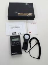 INS DX-100 Digital Lux Meter