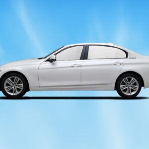 Fit For BMW 3-Class Sedan 2013-2018  Side Window Privacy Interior Sunshade 4pcs