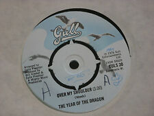 "Year Of The Dragon ‎– Over My Shoulder  PROMO  7""   EX SHOP"