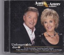 Jan Keizer&Anny Schilder-Unforgettable Duets cd album