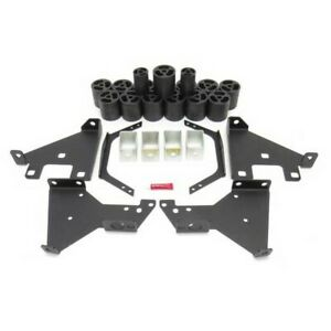 For 3 Inch Body Lift Kit 14-15 GMC Sierra 1500 2WD/4WD Gas Performance Accessori