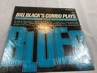 Bill Black's Combo Plays The Blues Record - HI Records