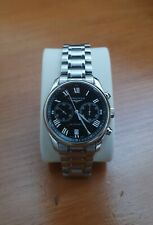 Longines Master Collection L2.629.4.51.6 Black Dial Chronograph Men's watch