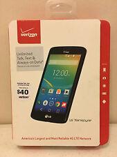 NEW Verizon LG Transpyre 4G LTE Prepaid Smartphone - SEALED