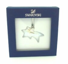 New Swarovski Crystal Sparkling Comet Ornament