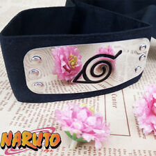 Anime Naruto Headband Leaf Village Logo Members Kakashi/Uzumaki Naruto Headband