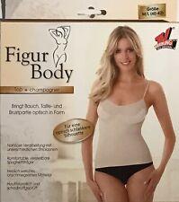 Figur Body Top champagner M/L