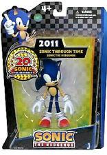 Sonic Das Hedgehog 20th Anniversary Sonic 2011 PVC 13cm Jazwares