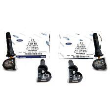 Original Ford Reifendrucksensor RDKS TMPS Sensor 4 Stück 2036832 NEU
