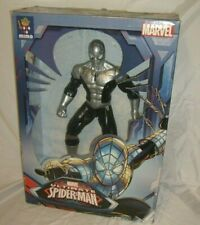 """RARE ULTIMATE ARMORED SPIDER MAN MARVEL FIGURE By MIMO HUGE 22"""" NOT SOLD IN US!"""