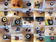 Ab Playmobil Repuestos elección-Neumáticos Eje camión Pinzas Pasadores De Rotor Ruedas