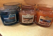 Colonial Candle Lot Of 6, 3.5 oz Jars Brand New