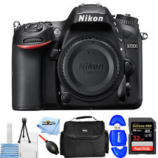Nikon D7200 DSLR Camera (Body Only)!! STARTER BUNDLE BRAND NEW!!