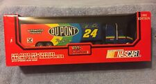 1993 Racing Champions Jeff Gordon #24 Dupont Team Transporter 1:64