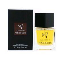 M7 OUD ABSOLU Yves Saint Laurent YSL 2.7 oz EDT Spray Men's Cologne 80 ml NIB