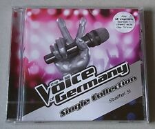 CD : VOICE OF GERMANY - Single Collection - Staffel 5 > alle 12 eigenen Songs