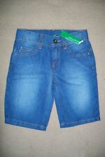 United Colors of Benetton-boys cotton denim shorts.4/5y(XS-110 cm)BNWT.RRP 27 £.