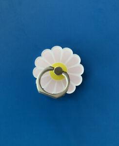 UK Seller 🇬🇧Phone Ring Holder/Phone Stand /grip for Mobile Tablet 🌼-Daisy