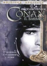 Conan il Barbaro DVD John Milius Arnold Schwarznegger Edizione Speciale T.fox