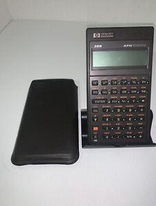 Calculatrice Scientifique Hewlett Packard HP32s Hp 32s + Hausse Vintage