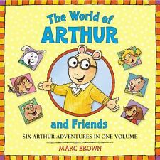 The World of Arthur and Friends (Arthur Adventures)
