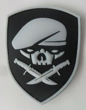 edal of Honor : US Army Rangers PVC 3D Rubber   Patch   SJK   259