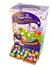 Cadbury Dairy Milk Easter Magic Solid Hunting Eggs (2kg display box)