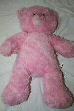Build A Bear Pink Teddy Bear Good Condition