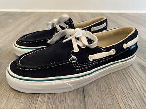 VANS Boat Shoes Size 7