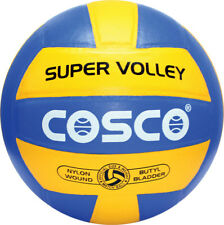 Cosco Super Volley Ball Hand Ball Professional Match Sports Size 4 Genuine