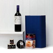 Tonada Merlot Wine & Gourmet Cheese Food Hamper - Anniversary & Birthday Gifts